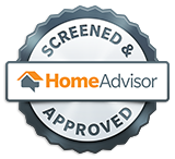 Prestige Landscaping - HomeAdvisor Badges